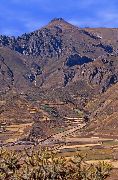 ¿Conocés Perú? Mirá que lindo es.